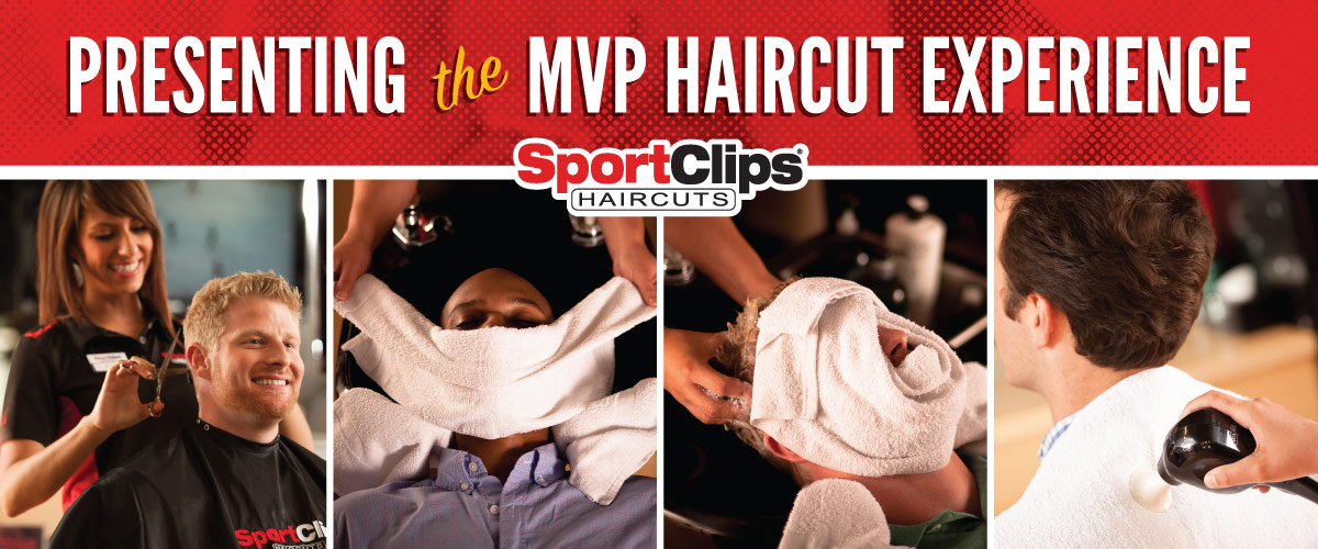 The Sport Clips Haircuts of Blue Ash MVP Haircut Experience